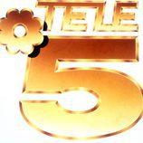 Primer logotipo de Telecinco