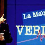 'La máquina de la verdad': Julián Lago