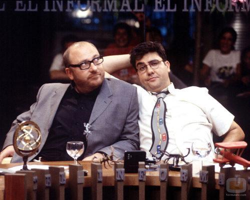 'El informal': Javier Capitán y Florentino Fernández