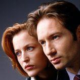 'Expediente X': Mulder y Scully