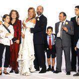 Actores de 'Los Serrano'