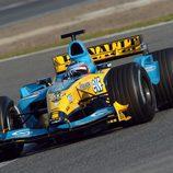 Fernando Alonso gana dos mundiales en Telecinco