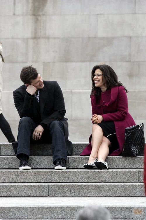 Final de 'Ugly Betty': Daniel Meade y Betty Suárez