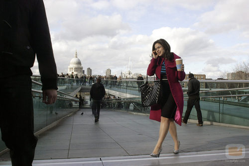 Final de 'Ugly Betty' en Londres