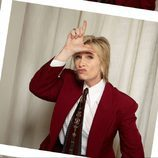 Jane Lynch a lo 'Glee'