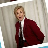 Jane Lynch feliz