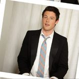 El actor Cory Monteith