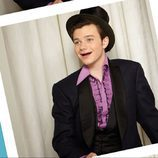 El actor Chris Colfer