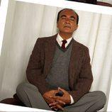 Iqbal Theba meditando