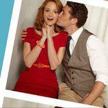 Emma Pillsbury, emocionada con el beso de Will Schuester