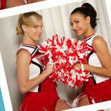 Las cheer leaders de 'Glee'