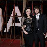 Santi Millán y Pilar Rubio