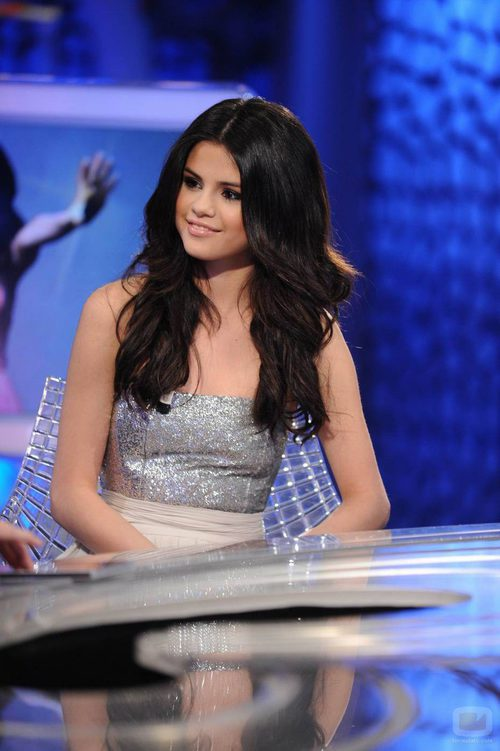Selena Gomez en 'El hormiguero'