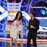 Selena Gomez canta en 'El hormiguero'