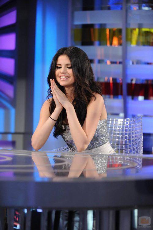 Selena Gomez en España