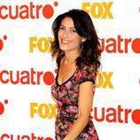 Lisa Edelstein, sonriente en España