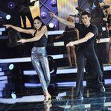 Víctor Janeiro baila disco en 'MQB'