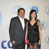 Carmen Martínez Bordiú y José Campos
