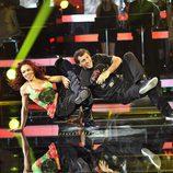 Miguel Ángel Nadal baila un urban dance en 'MQB'