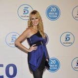 Carolina Cerezuela en la gala de Telecinco