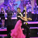 Juan García baila un quick step en 'MQB'