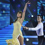 Helen Lindes baila una rumba de salón en 'MQB'