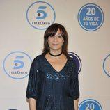Blanca Portillo en la gala 20 años de Telecinco
