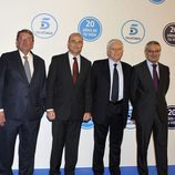 Echevarría, Sebastián, Vasile y Blanco