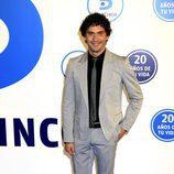 Paco León en la gala de Telecinco