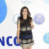 Carmen Alcayde en la gala de Telecinco