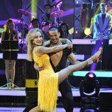 Carmen Lomana baila un merengue en 'MQB'