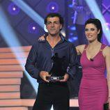 Pilar Rubio y Miguel Ángel Nadal