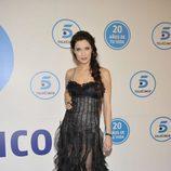 Pilar Rubio en la gala de Telecinco