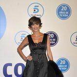 Ana García Lozano, en el aniversario de Telecinco