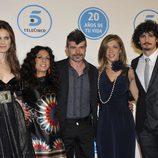 'La que se avecina' en la gala de Telecinco