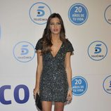 Sara Carbonero celebra los 20 años de Telecinco