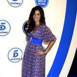 Nuria Roca en la gala de Telecinco