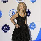 Carmen Lomana en la gala 20 años