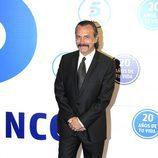 José Coronado con bigote