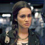 Alicia Sanz aparece en 'Gavilanes'