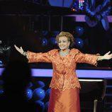 Carmen Sevilla regresa a Telecinco