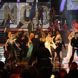 'Más que baile' en la Gala 20 Años de Telecinco