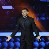 Jesús Vázquez en la Gala 20 Años de Telecinco