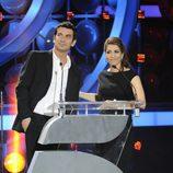 Arturo Valls y Alicia Borrachero