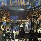 'Operación triunfo' en la Gala 20 Años
