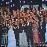 Foto de familia Gala 20 Años