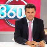 Roberto Arce en el programa '360 grados'