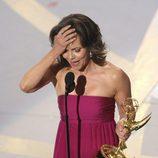 Sally Field recoge su Premio Emmy