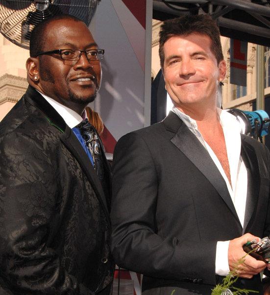 Randy Jackson y Simon Cowell