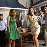 Rachel Griffiths corre en 'Matriarca' de 'Cinco hermanos'